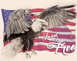 Land of the Free by avaunt
