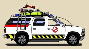 Ecto-1500 by SicNTwysted