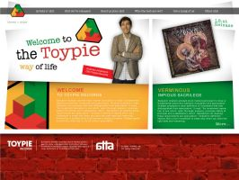 Toypie - Websketch by h3nque