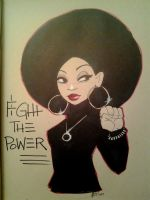Fight the Power Pt.1 by zigbone
