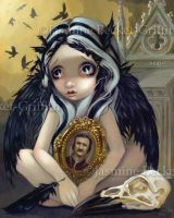 Nevermore by jasminetoad