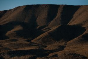 Anza Borrego Ravines by jamezevanz