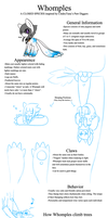 Whomples Reference Sheet | Closed Species by 14th-Crown