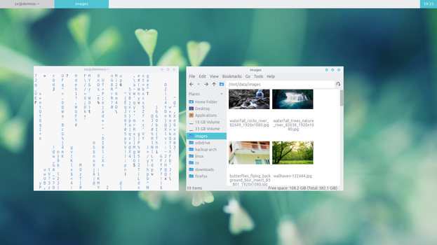 Openbox on arch is a better openbox by LovelyBacon