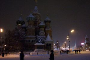 Moscow at Night by sixty8doors