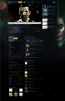 YouTube Channel Design by Sklarlight