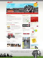 Bixi Montreal by Webdesignerps