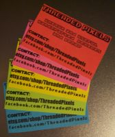 Business Cards 1.5 by AprilMoonshine