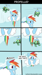 MLP Propelled by LoCeri