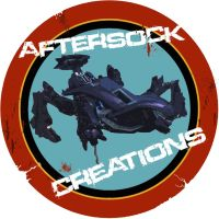 Aftershock Logo. by smilie5768