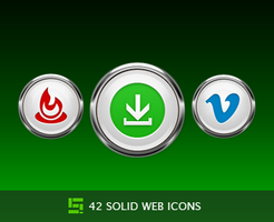Solid Icons by Solidinkdesign
