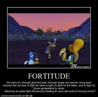 MP:  Fortitude 2 by Cats-Eye-93