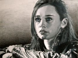 Alexis Bledel from Sin City by CuriousGeorge43545