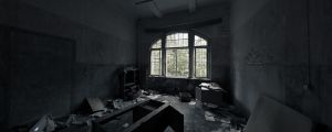 Insane Asylum Office 2 by Diesel74656