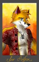 For Anifox by GothWolf-Lucifur