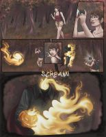 The Headless Horseman Needs a Steed Pg1 by Janexas