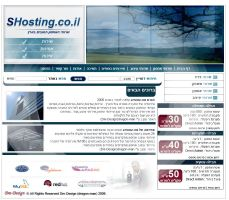 SHosting Company Hosting by Dm-Design