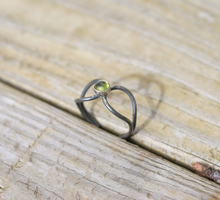 Peridot Ring by KubusRubus