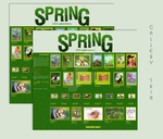 Seasons Spring Gallery CSS Vol.1.5 by poserfan