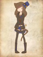 .: Gift SteamPunk Lily :. by LittleMissZKits