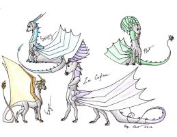 RA team- Dragons by dragongirl508