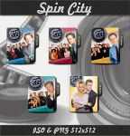 Spin City by lewamora4ok