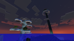 Biome Domes by Krystallite by Blindfaith-boo