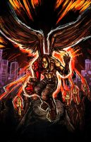 Samael Rising by realcabz