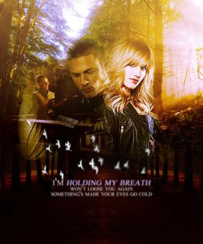Lucy and Jax by Bones-Brennan