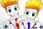 Planet Jedward by BankaiShinigami