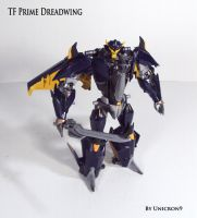 Transformers Prime Dreadwing by Unicron9