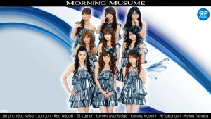 Morning Musume 8 by NEO-Musume
