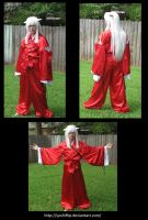 How to make: InuYasha's Cosplay by YoshiFHP