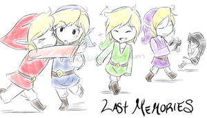 LoZ 4 Swords Remake by SilverRiku