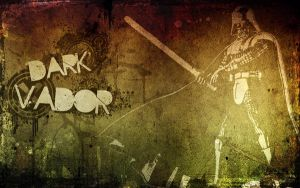 Dark Vador by boing-paradise