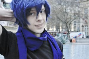 KAITO Cosplay by TheKeiMan