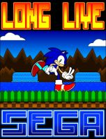 Long Live SEGA by GamersIntel