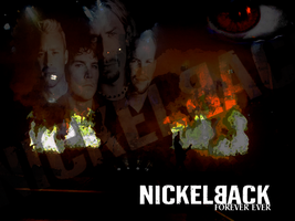 NickelBack ForeverEver by DeadSam