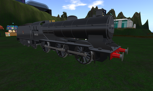 Ex-LNER J39 Class by Crystal-Eclair