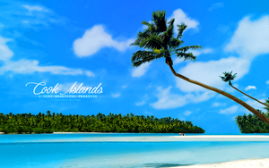 Colorize Cook Islands by theskyinside