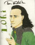 Loki by awestphal