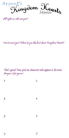 Kingdom Hearts Meme by Argenteae