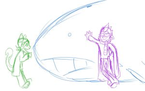Nepeta: Happily Accept Gift by Hidden-in-the-Mist