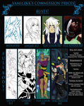 Commission Prices by yamilink
