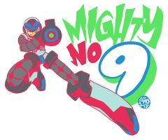 Mighty No 9 by reyyyyy