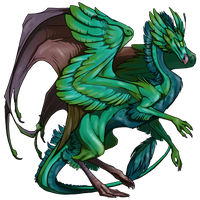FR Skin Contest Entry: Emerald Skydancer by kmp0511