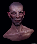 Dishonored Speed Sculpt by TheGuidance