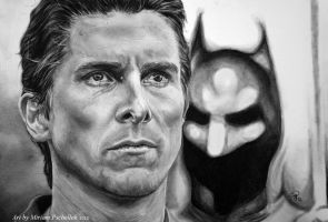 The Dark Knight Rises by moepi92