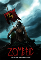 Zombeid Chapter 2 Cover by Sokkhue
