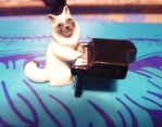 Piano Cat1 by Photo-Koibito